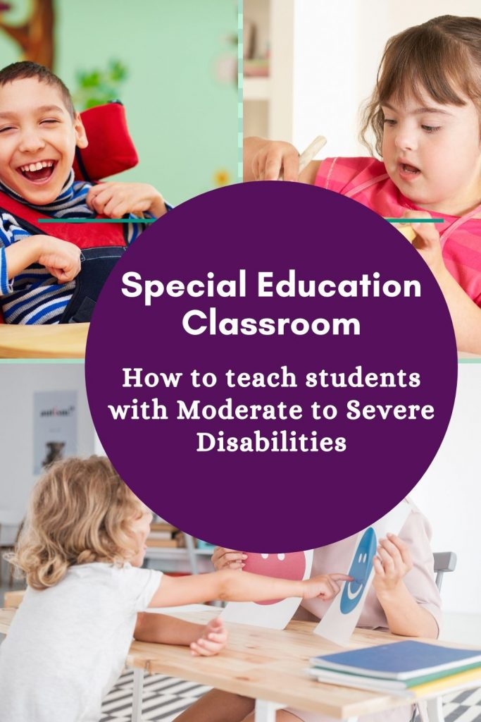 Beginner's guide to teaching students with disabilities in as self-contained special education classroom